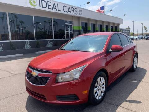 2011 Chevrolet Cruze for sale at Ideal Cars East Mesa in Mesa AZ