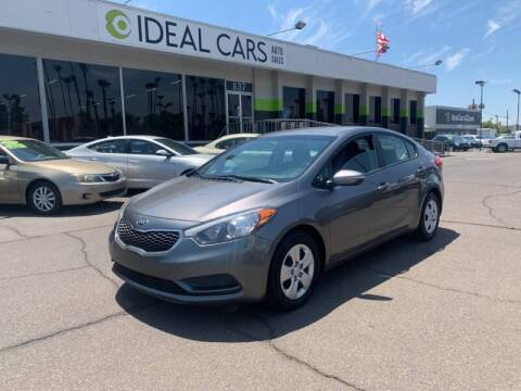 2016 Kia Forte for sale at Ideal Cars Apache Trail in Apache Junction AZ