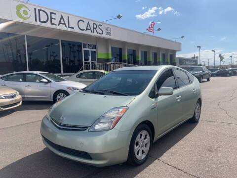 2009 Toyota Prius for sale at Ideal Cars Apache Trail in Apache Junction AZ