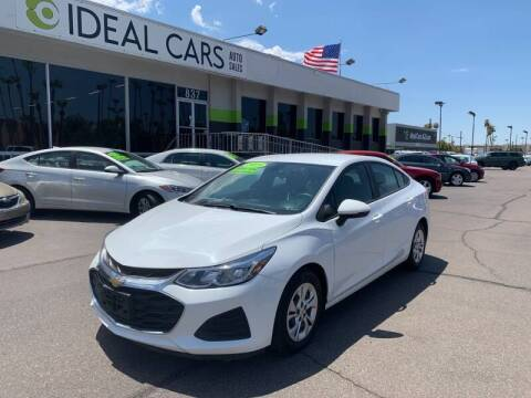 2019 Chevrolet Cruze for sale at Ideal Cars Apache Junction in Apache Junction AZ