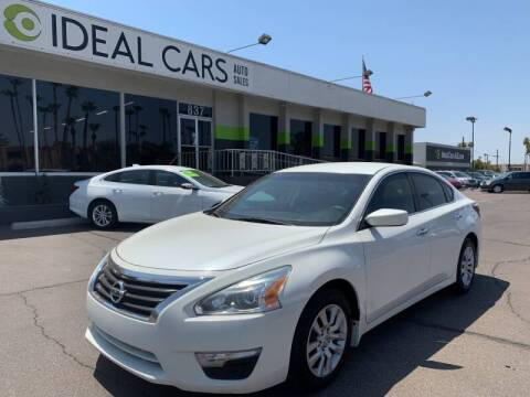2015 Nissan Altima for sale at Ideal Cars Apache Junction in Apache Junction AZ