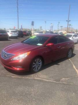 2012 Hyundai Sonata for sale at Ideal Cars in Mesa AZ