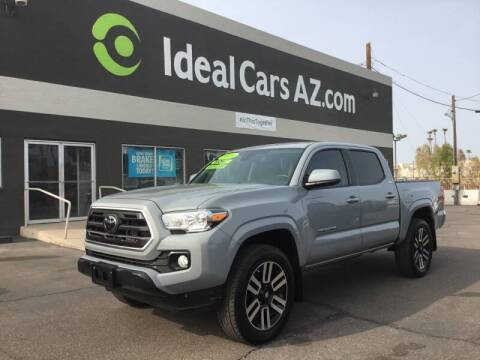 2019 Toyota Tacoma for sale at Ideal Cars Broadway in Mesa AZ