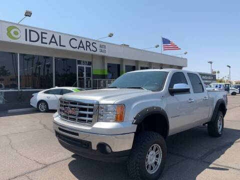 2011 GMC Sierra 1500 for sale at Ideal Cars Broadway in Mesa AZ