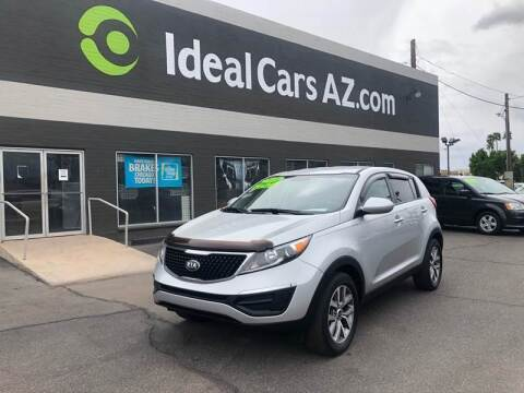 2016 Kia Sportage for sale at Ideal Cars Apache Junction in Apache Junction AZ