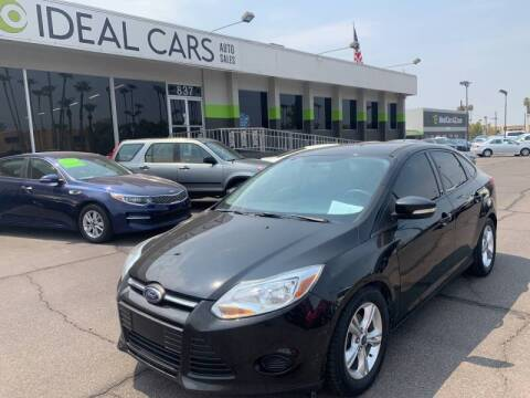 2014 Ford Focus for sale at Ideal Cars Apache Junction in Apache Junction AZ