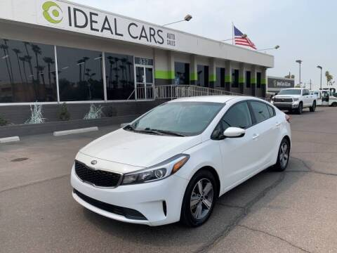 2018 Kia Forte for sale at Ideal Cars Apache Junction in Apache Junction AZ
