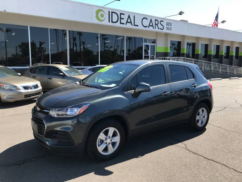 2019 Chevrolet Trax for sale at Ideal Cars Apache Junction in Apache Junction AZ