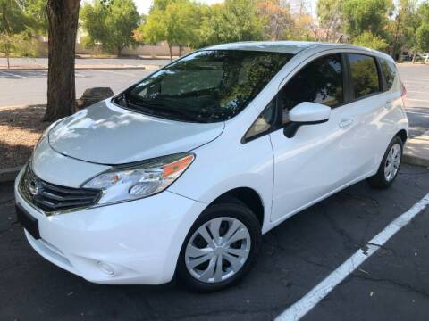 2015 Nissan Versa Note for sale at Ideal Cars in Mesa AZ