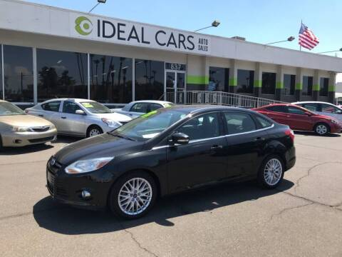 2012 Ford Focus for sale at Ideal Cars East Mesa in Mesa AZ