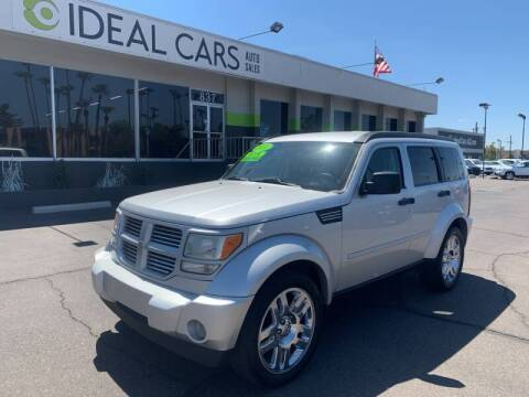 2011 Dodge Nitro for sale at Ideal Cars Apache Junction in Apache Junction AZ