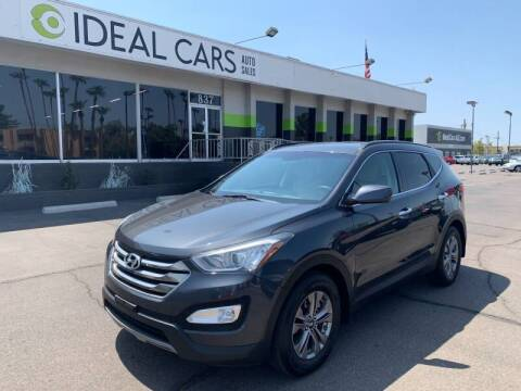 2016 Hyundai Santa Fe Sport for sale at Ideal Cars Apache Junction in Apache Junction AZ