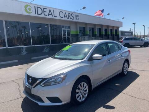 2019 Nissan Sentra for sale at Ideal Cars Broadway in Mesa AZ