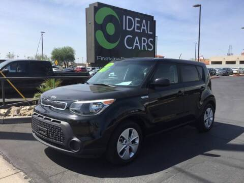 2016 Kia Soul for sale at Ideal Cars Broadway in Mesa AZ