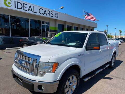 2010 Ford F-150 for sale at Ideal Cars Broadway in Mesa AZ