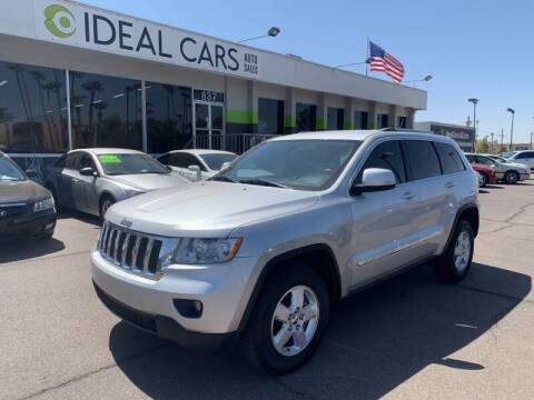 2011 Jeep Grand Cherokee for sale at Ideal Cars Apache Trail in Apache Junction AZ
