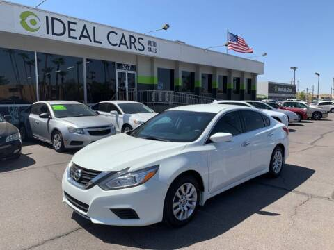 2018 Nissan Altima for sale at Ideal Cars in Mesa AZ