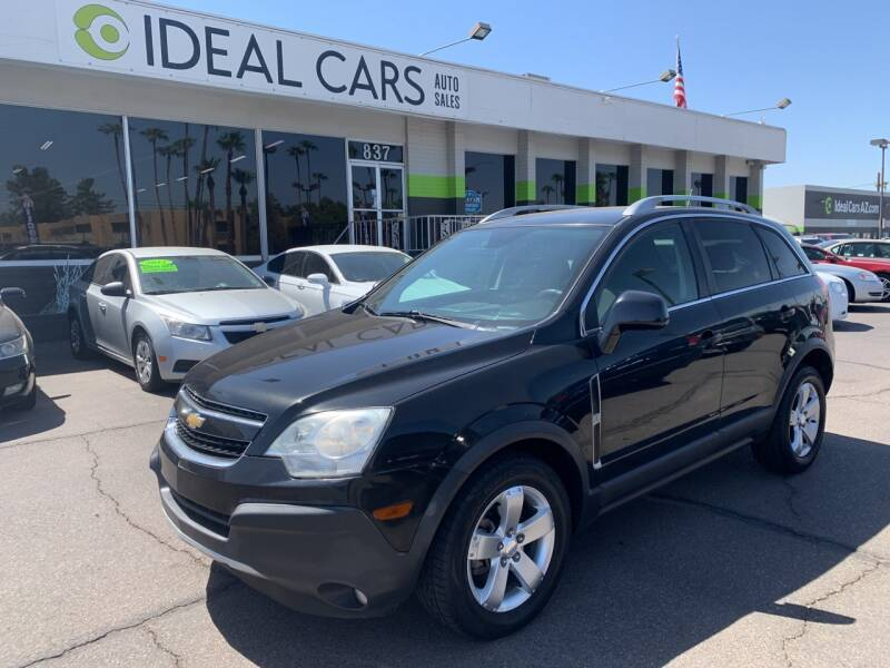 2012 Chevrolet Captiva Sport for sale at Ideal Cars Broadway in Mesa AZ