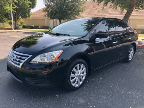 2014 Nissan Sentra for sale at Ideal Cars in Mesa AZ
