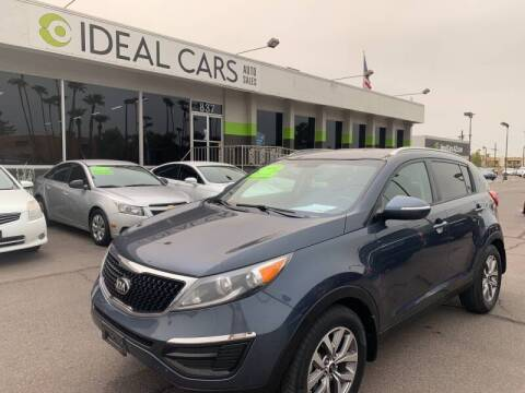 2014 Kia Sportage for sale at Ideal Cars Apache Trail in Apache Junction AZ