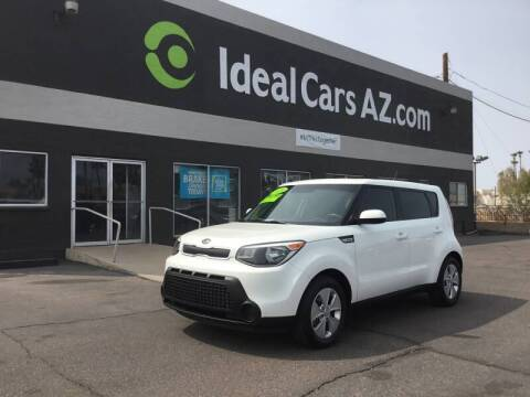 2016 Kia Soul for sale at Ideal Cars Apache Trail in Apache Junction AZ