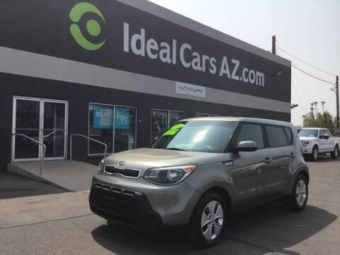 2016 Kia Soul for sale at Ideal Cars in Mesa AZ