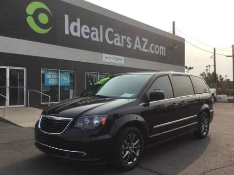 2016 Chrysler Town and Country for sale at Ideal Cars Apache Junction in Apache Junction AZ