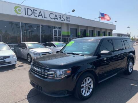 2015 Ford Flex for sale at Ideal Cars Broadway in Mesa AZ