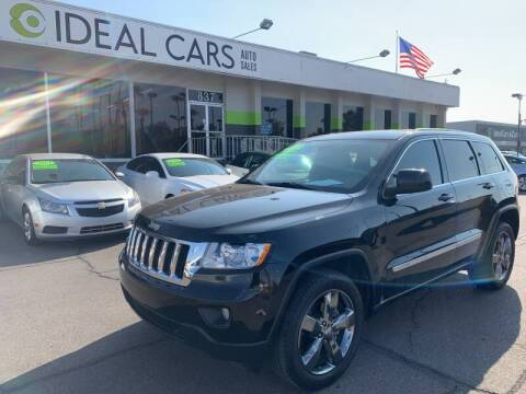2012 Jeep Grand Cherokee for sale at Ideal Cars in Mesa AZ