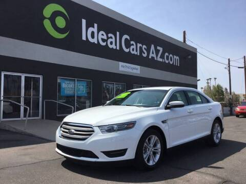 2017 Ford Taurus for sale at Ideal Cars Broadway in Mesa AZ