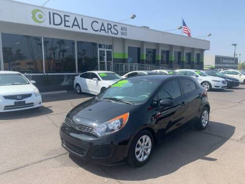 2015 Kia Rio 5-Door for sale at Ideal Cars Apache Junction in Apache Junction AZ