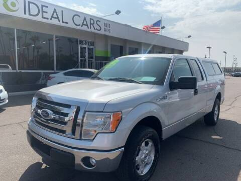 2012 Ford F-150 for sale at Ideal Cars in Mesa AZ