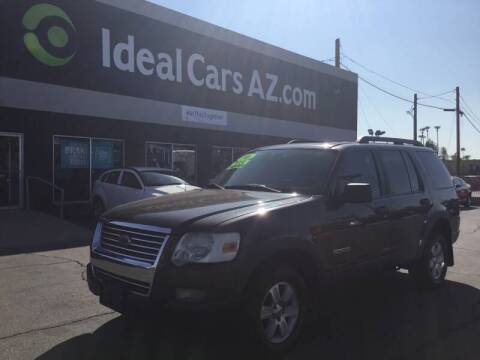2006 Ford Explorer for sale at Ideal Cars in Mesa AZ