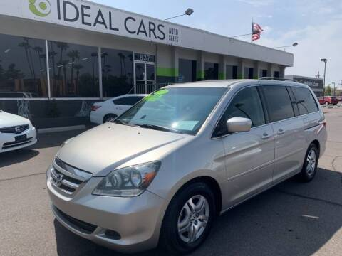 2007 Honda Odyssey for sale at Ideal Cars in Mesa AZ