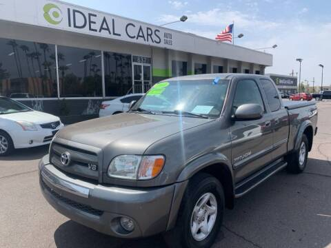 2004 Toyota Tundra for sale at Ideal Cars in Mesa AZ
