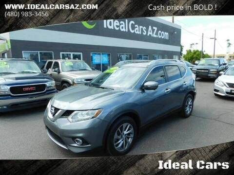 2015 Nissan Rogue for sale at Ideal Cars Apache Trail in Apache Junction AZ