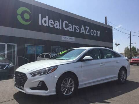 2018 Hyundai Sonata for sale at Ideal Cars Broadway in Mesa AZ
