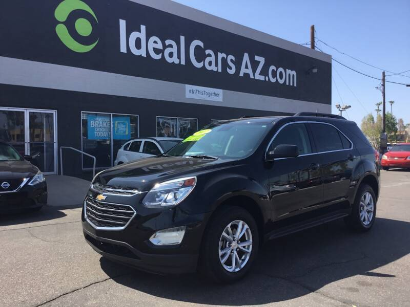 2017 Chevrolet Equinox for sale at Ideal Cars in Mesa AZ