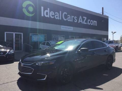 2018 Chevrolet Malibu for sale at Ideal Cars in Mesa AZ
