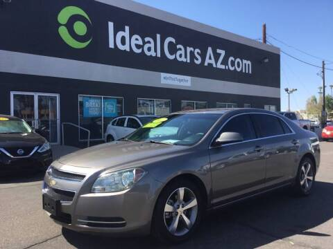2011 Chevrolet Malibu for sale at Ideal Cars in Mesa AZ