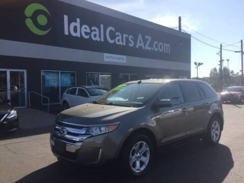 2013 Ford Edge for sale at Ideal Cars Broadway in Mesa AZ