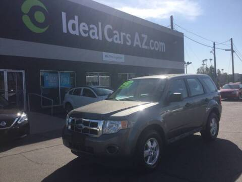 2009 Ford Escape for sale at Ideal Cars in Mesa AZ