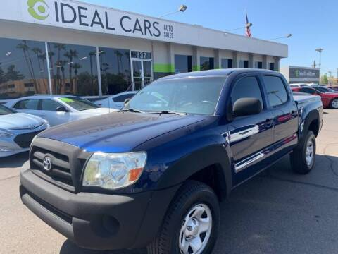 2007 Toyota Tacoma for sale at Ideal Cars Broadway in Mesa AZ