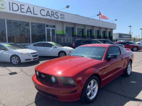 2008 Ford Mustang for sale at Ideal Cars in Mesa AZ