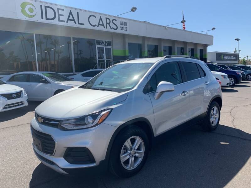 2019 Chevrolet Trax for sale at Ideal Cars in Mesa AZ