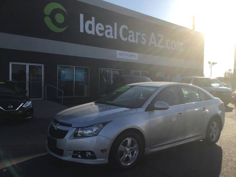2013 Chevrolet Cruze for sale at Ideal Cars Apache Junction in Apache Junction AZ