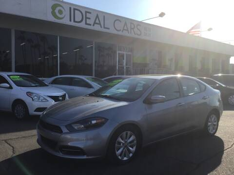 2014 Dodge Dart for sale at Ideal Cars Apache Junction in Apache Junction AZ