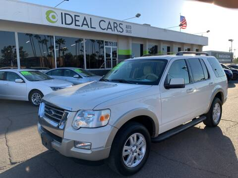 2009 Ford Explorer for sale at Ideal Cars Broadway in Mesa AZ