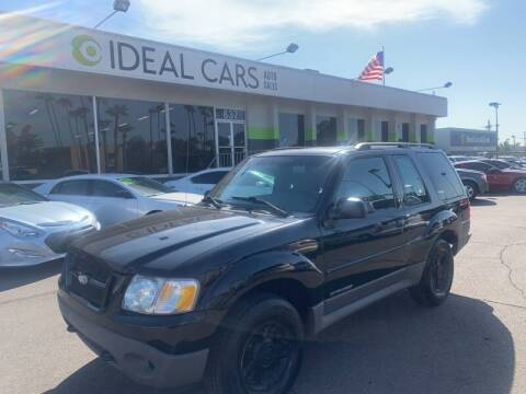 2002 Ford Explorer Sport for sale at Ideal Cars Apache Trail in Apache Junction AZ