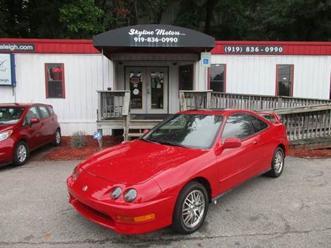 2001 Acura Integra for sale in Raleigh, NC